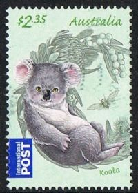 Australia 2011 Jungle Babies $2.35 sheet stamp good/fine used